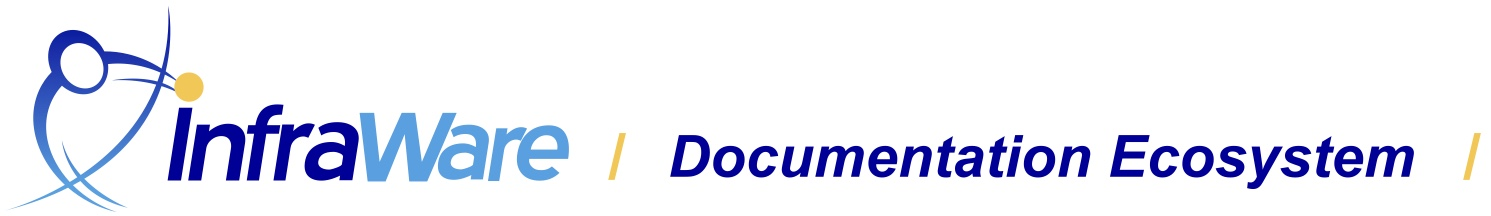 Documentation Ecosystem and Services